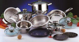 Выбор посуды для кухни
