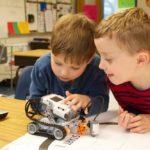 Конструкторы по робототехнике как средство развития детей