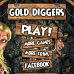 Золотоискателям помогает отыскать сокровища автомат «Gold Diggers»