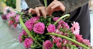 Услуга цветочной доставки