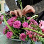 Услуга цветочной доставки – очарование спиральных букетов