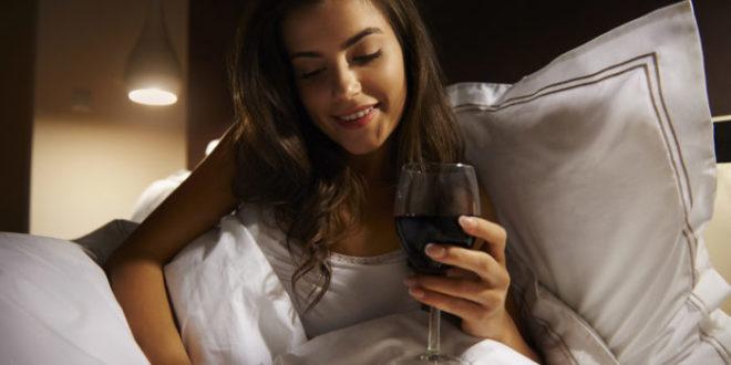 вино ухудшает качество сна