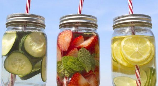 лучших продуктов для летнего детокса