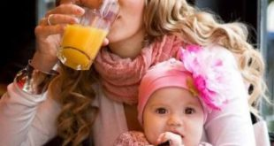 Что можно пить кормящей маме