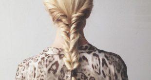 Ложная коса рыбий хвост