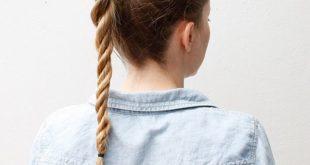 Витая коса