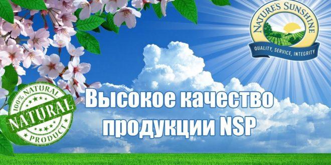 Информация о компании NSP