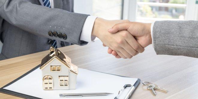Продажа жилья через агентство